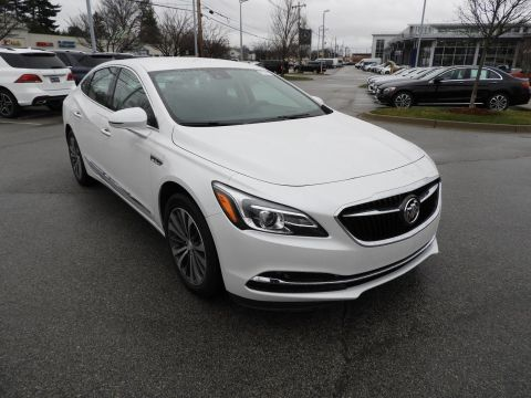 Pre-Owned 2017 Buick LaCrosse Premium Sedan FWD 4dr Car