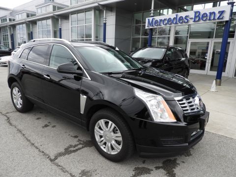 Pre-Owned 2016 Cadillac SRX Luxury Collection SUV FWD Sport Utility