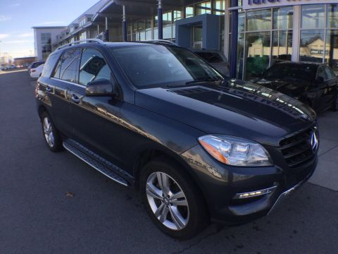 Certified Pre-Owned 2015 Mercedes-Benz ML 350 4MATIC® SUV