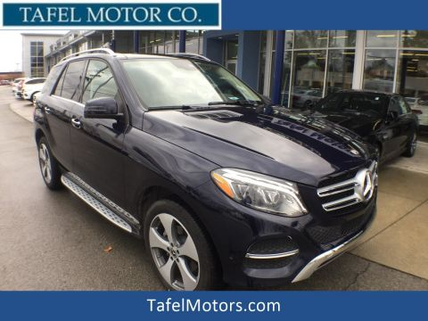 Pre-Owned 2017 Mercedes-Benz GLE 350 4MATIC® SUV