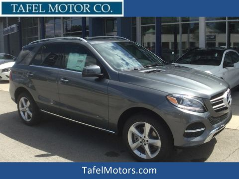 Pre-Owned 2018 Mercedes-Benz GLE 350 4MATIC® SUV