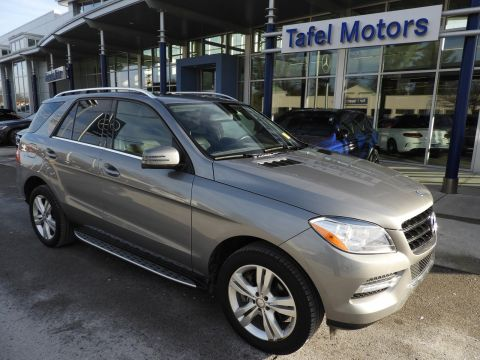 Certified Pre-Owned 2014 Mercedes-Benz ML 350 4MATIC® SUV