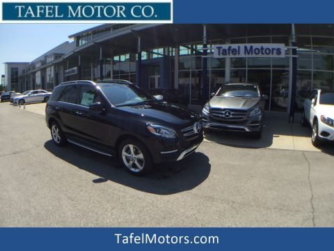New 2017 Mercedes-Benz GLE 350 4MATIC® SUV