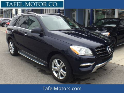 Certified Pre-Owned 2015 Mercedes-Benz M-Class ML 350 4MATIC® SUV