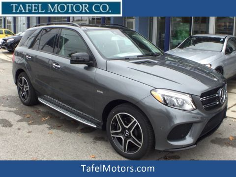 New 2018 Mercedes-Benz AMG® GLE 43 4MATIC® SUV