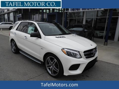 New 2018 Mercedes-Benz GLE 43 AMG® 4MATIC® SUV