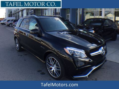New 2018 Mercedes-Benz AMG® GLE 63 S SUV AWD 4MATIC®