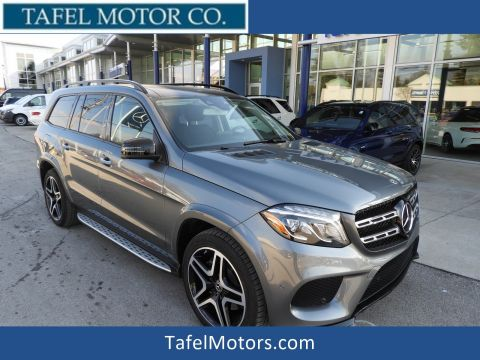 New 2018 Mercedes-Benz GLS 550 4MATIC® SUV with Navigation