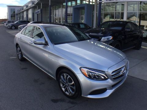 Pre-Owned 2017 Mercedes-Benz C 300 4MATIC® Sedan