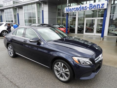 Certified Pre-Owned 2015 Mercedes-Benz C 300 4MATIC® Sedan