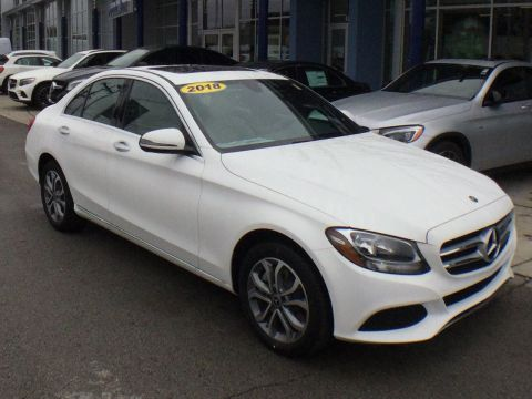 Pre-Owned 2018 Mercedes-Benz C 300 4MATIC® Sedan
