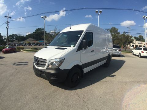 New 2017 Mercedes-Benz Sprinter Cargo Van 2500 144 WB Worker RWD Full-size Cargo Van
