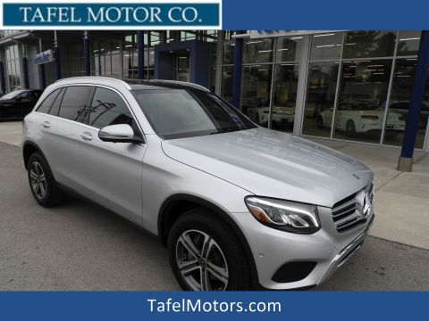 New 2018 Mercedes-Benz GLC 300 4MATIC® SUV