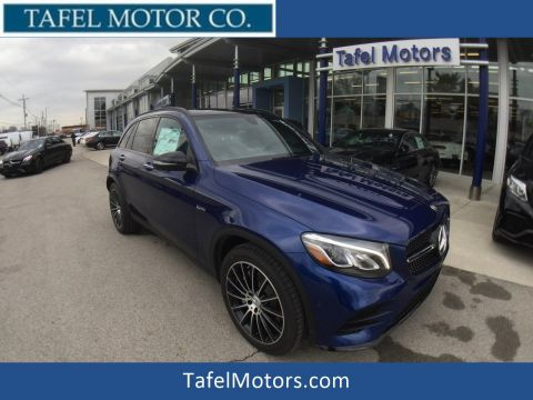 New 2018 Mercedes-Benz AMG® GLC 43 4MATIC® SUV