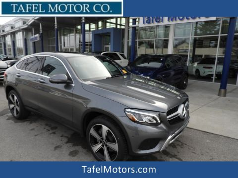 New 2018 Mercedes-Benz GLC 300 4MATIC® Coupe