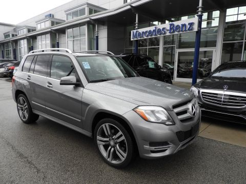 Certified Pre-Owned 2015 Mercedes-Benz GLK 350 4MATIC® SUV