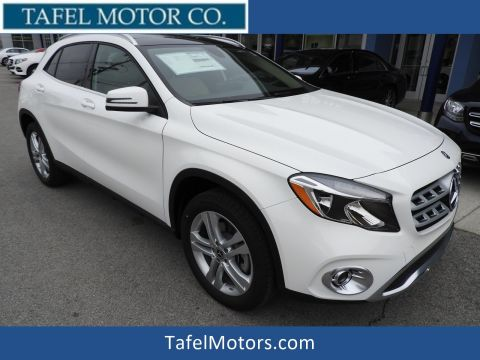 New 2018 Mercedes-Benz GLA 250 4MATIC® SUV