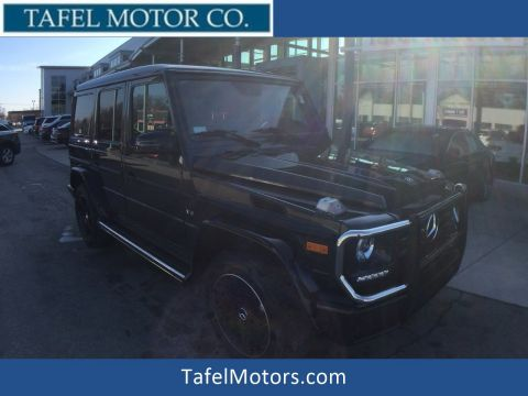 New 2018 Mercedes-Benz G 550 4MATIC® SUV