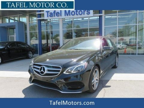 New 2016 Mercedes-Benz E 350 4MATIC® Sport Sedan