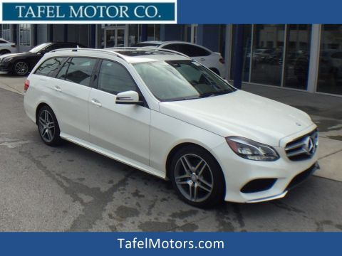 Certified Pre-Owned 2015 Mercedes-Benz E 350 4MATIC® Sport Wagon