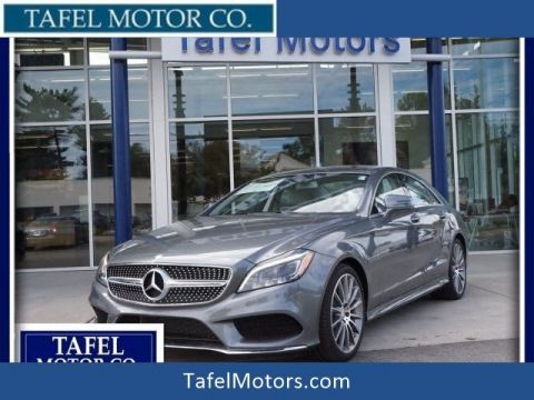 New 2016 Mercedes-Benz CLS 400 4-Door Coupe with Navigation