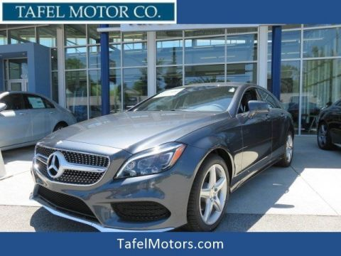 Certified Pre-Owned 2016 Mercedes-Benz CLS 400 4MATIC® 4-Door Coupe with Navigation