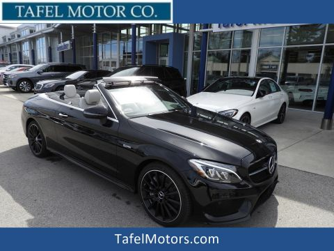 New 2018 Mercedes-Benz C 43 AMG® 4MATIC® Cabriolet
