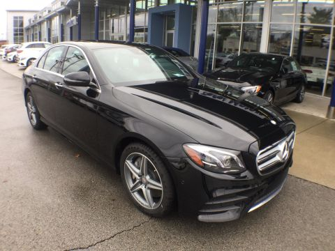 Pre-Owned 2017 Mercedes-Benz E 300 4MATIC® Sport Sedan