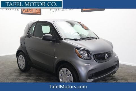New 2016 smart fortwo Pure RWD 2dr Car