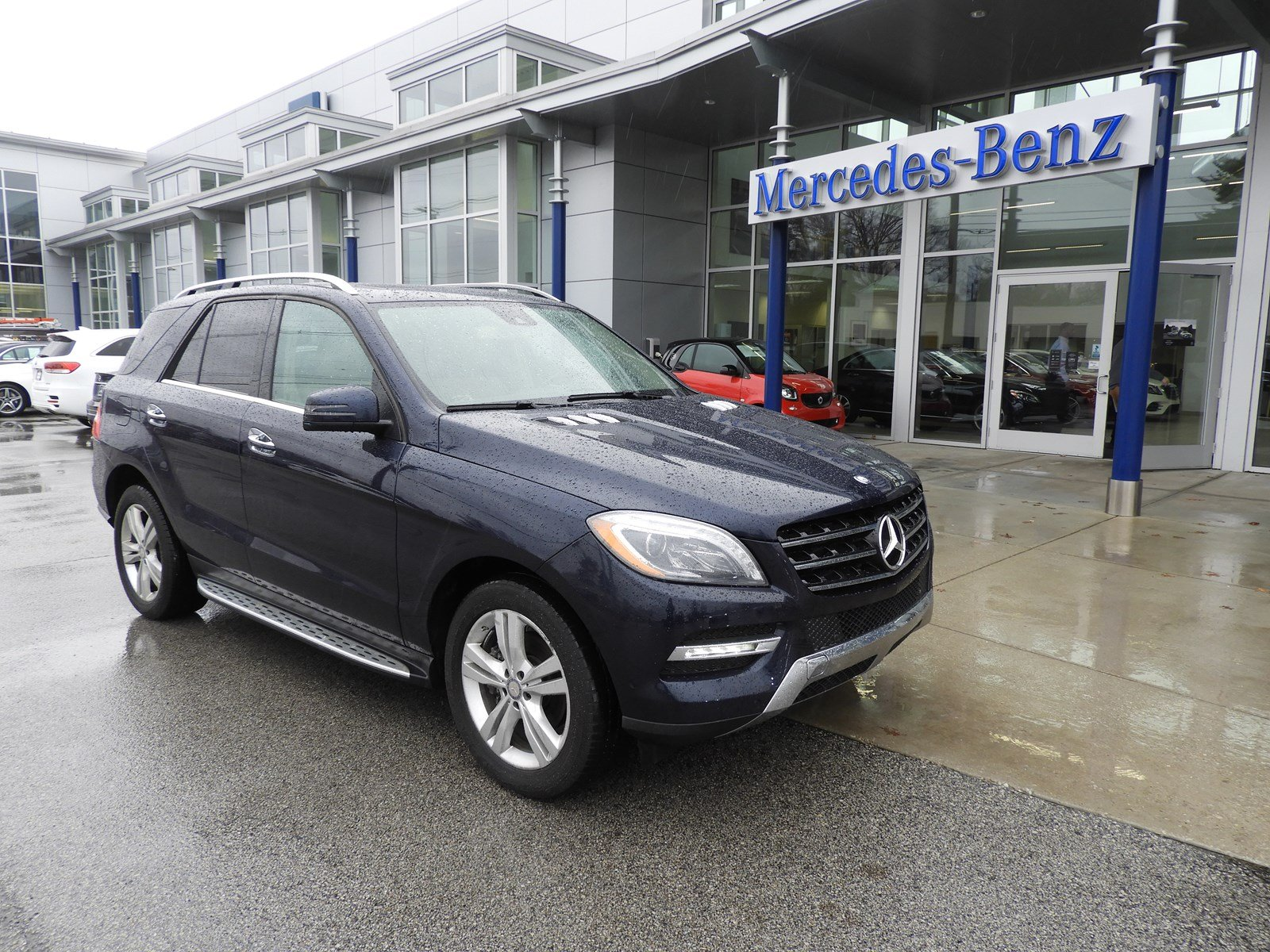 Certified Pre-Owned 2015 Mercedes-Benz ML ML 250 BlueTEC® SUV