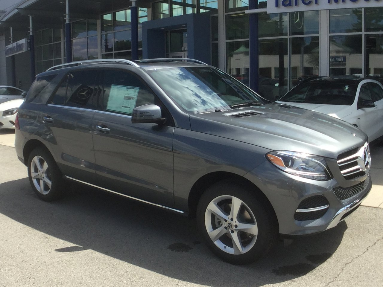 Pre owned 2018 mercedes benz gle gle 350 4matic suv sport for Mercedes benz louisville
