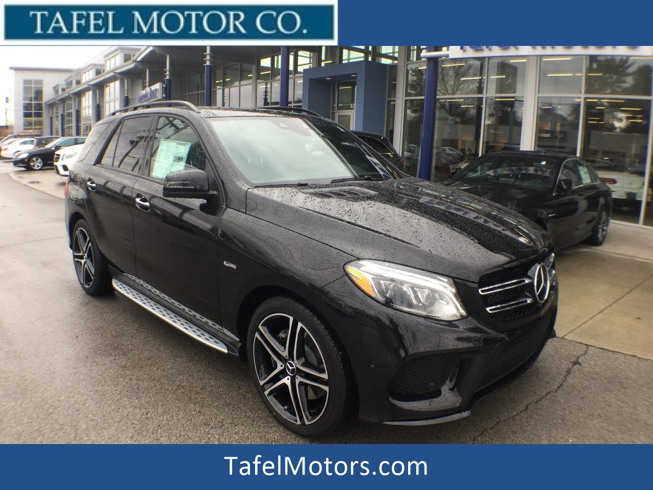 New 2018 Mercedes-Benz GLE GLE 43 AMG® 4MATIC® SUV