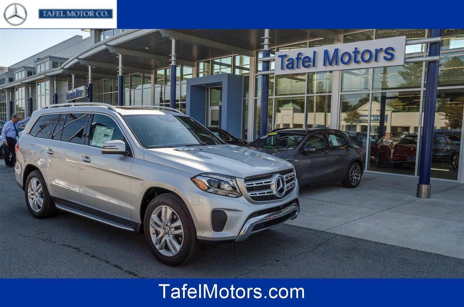 New 2017 mercedes benz gls gls450 4matic sport utility in for Used mercedes benz gls450