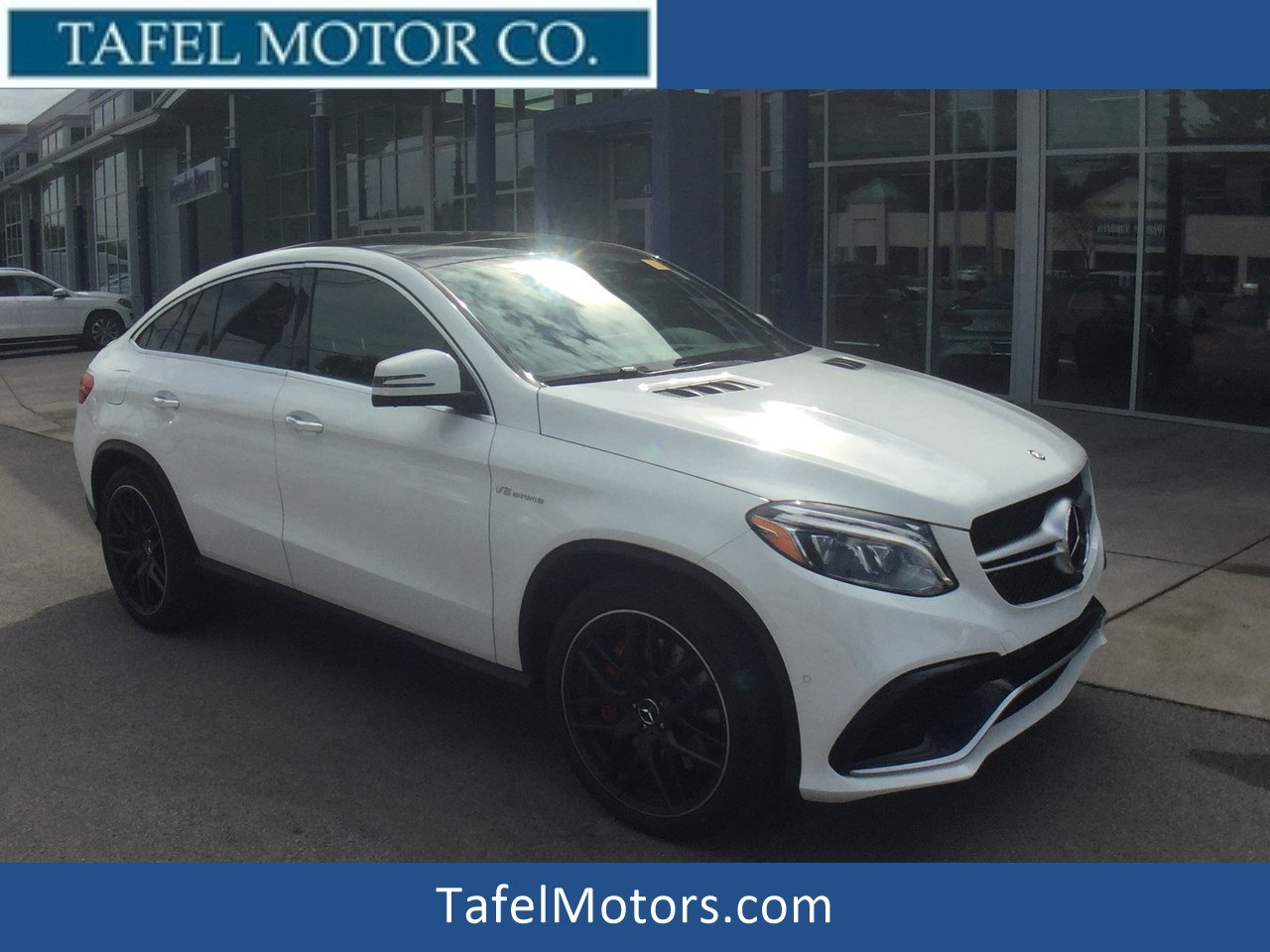 Certified Pre-Owned 2016 Mercedes-Benz GLE AMG® GLE 63 S 4-Door Coupe