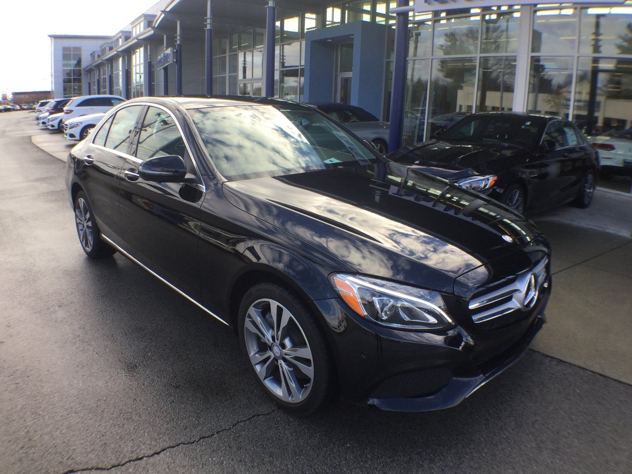 Pre-Owned 2017 Mercedes-Benz C-Class C 300 4MATIC® Sedan