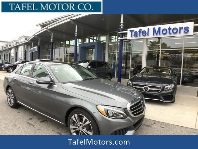 New 2017 Mercedes-Benz C-Class C 300 4MATIC® Luxury Sedan