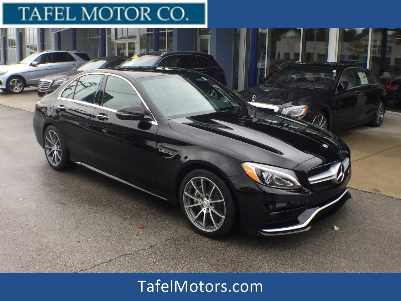 New 2018 mercedes benz c class c 63 amg sedan 4dr car in for Mercedes benz louisville