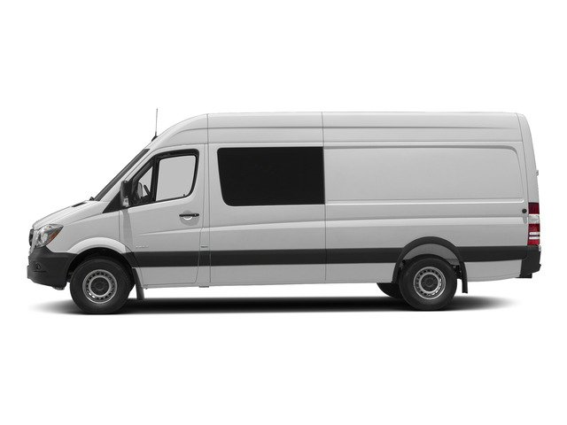 New Mercedes-Benz Sprinter Crew Vans