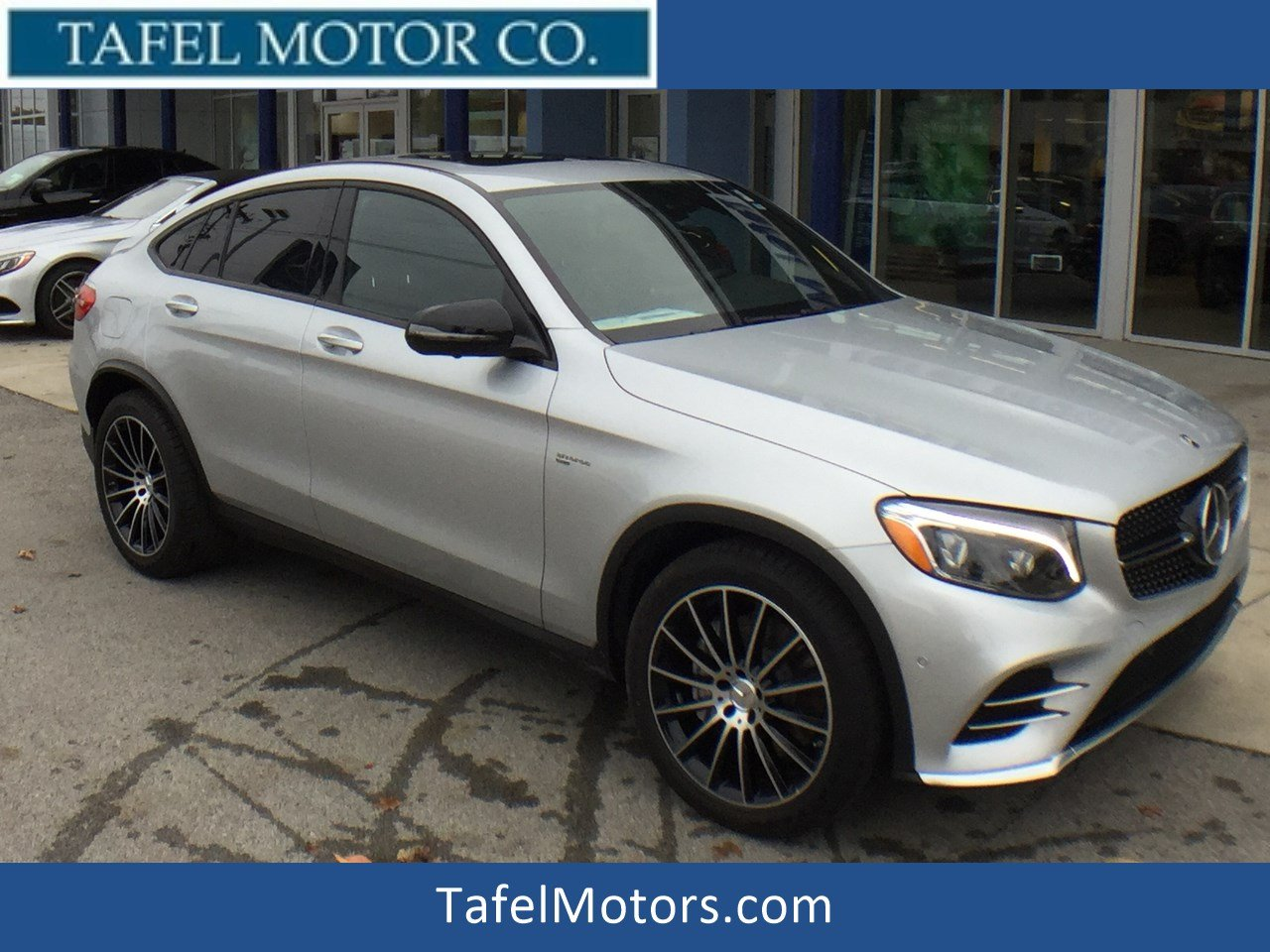 New 2018 Mercedes-Benz GLC AMG® GLC 43 4MATIC® Coupe