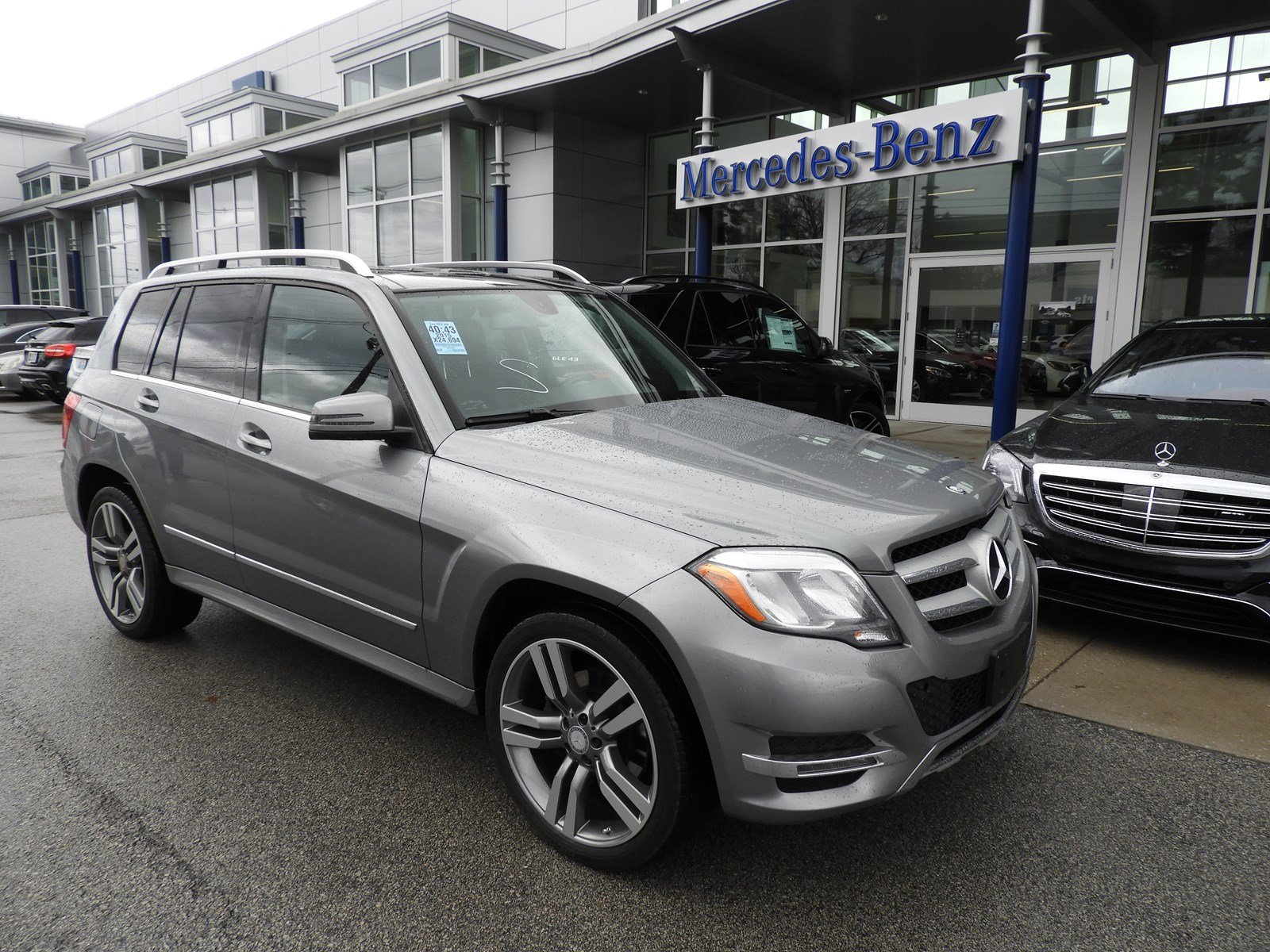 Certified pre owned 2015 mercedes benz glk glk 350 4matic for Mercedes benz buckhead preowned