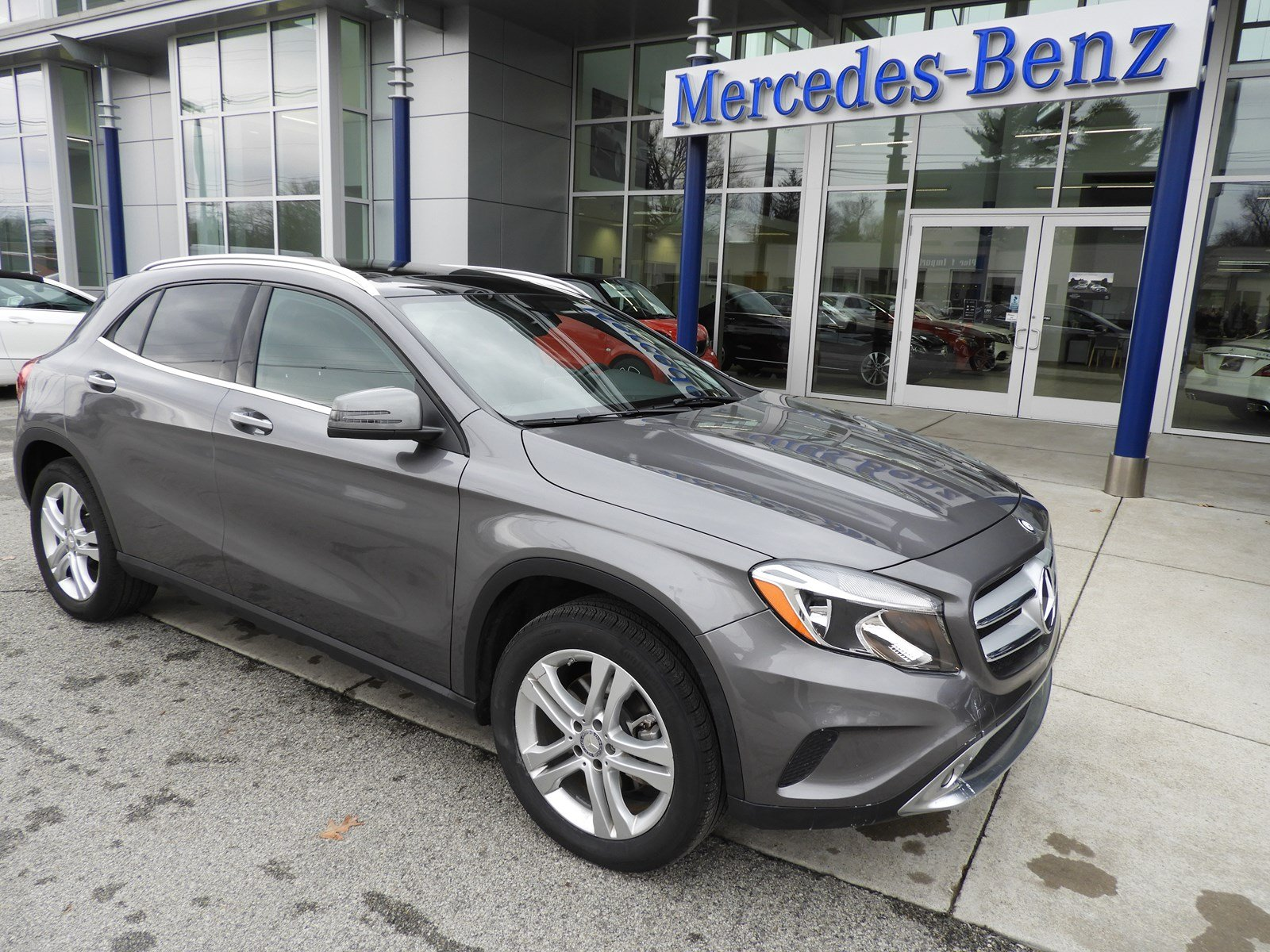 Pre-Owned 2016 Mercedes-Benz GLA GLA 250 FWD SUV