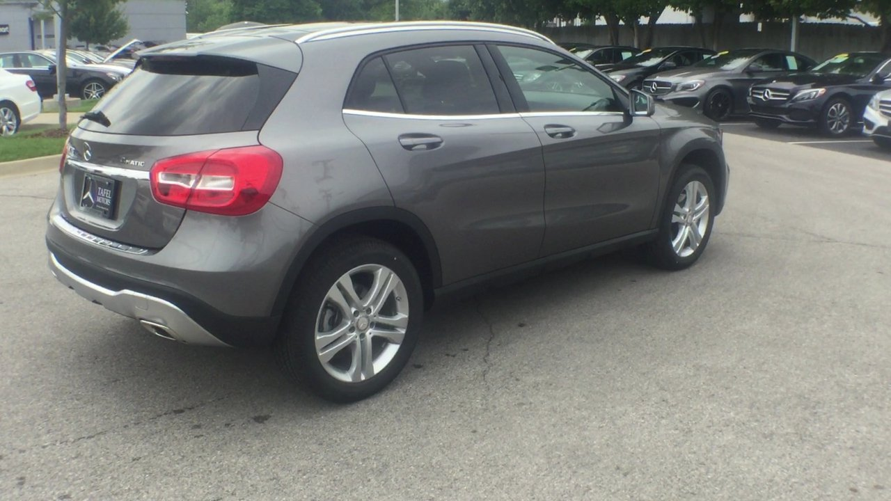 Certified used 2018 mercedes benz gla 250 for sale in for Certified used mercedes benz for sale