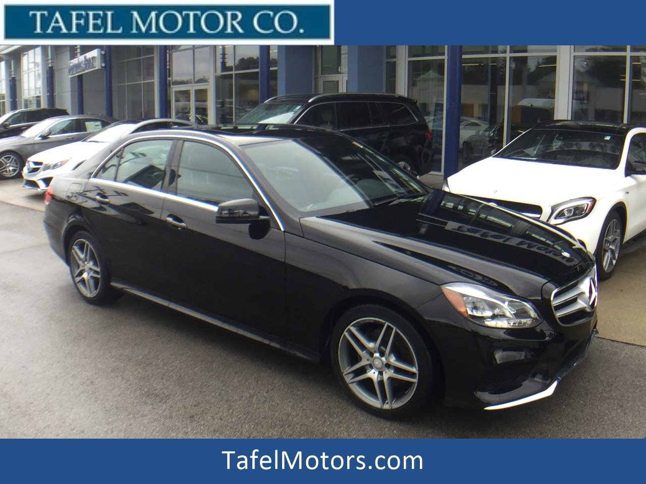 Certified pre owned 2014 mercedes benz e class e 350 for Pre owned e class mercedes benz
