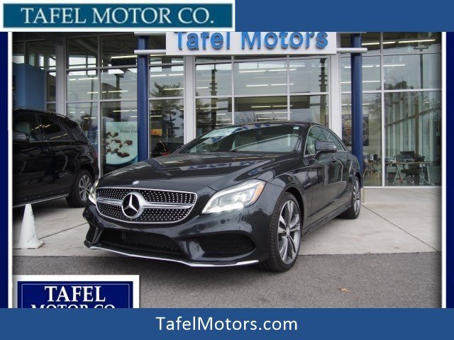 Certified Pre-Owned 2016 Mercedes-Benz CLS CLS 400 4-Door Coupe