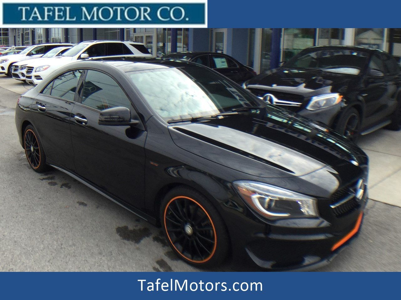 Pre-Owned 2016 Mercedes-Benz CLA CLA 250 4-Door Coupe