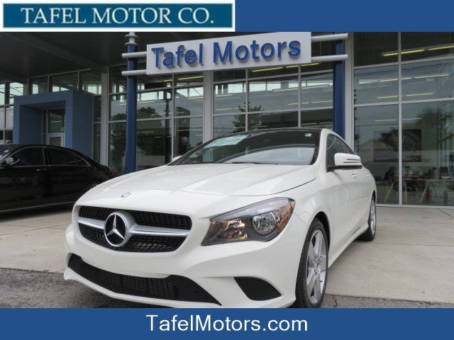 New 2016 Mercedes Benz Cla Cla250 Coupe Coupe In