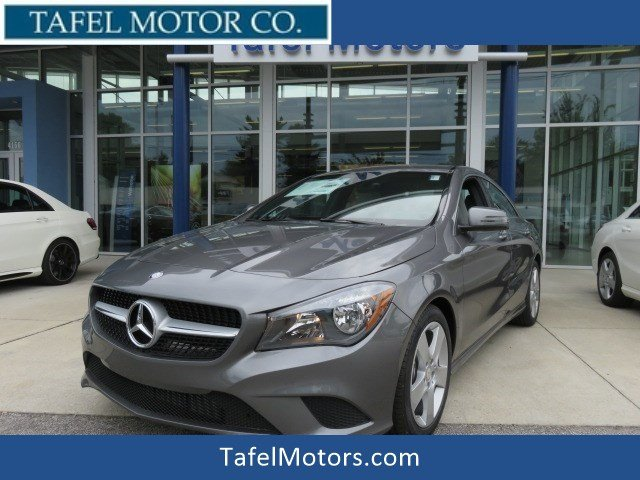 Certified Pre-Owned 2016 Mercedes-Benz CLA CLA 250 4MATIC® 4-Door Coupe