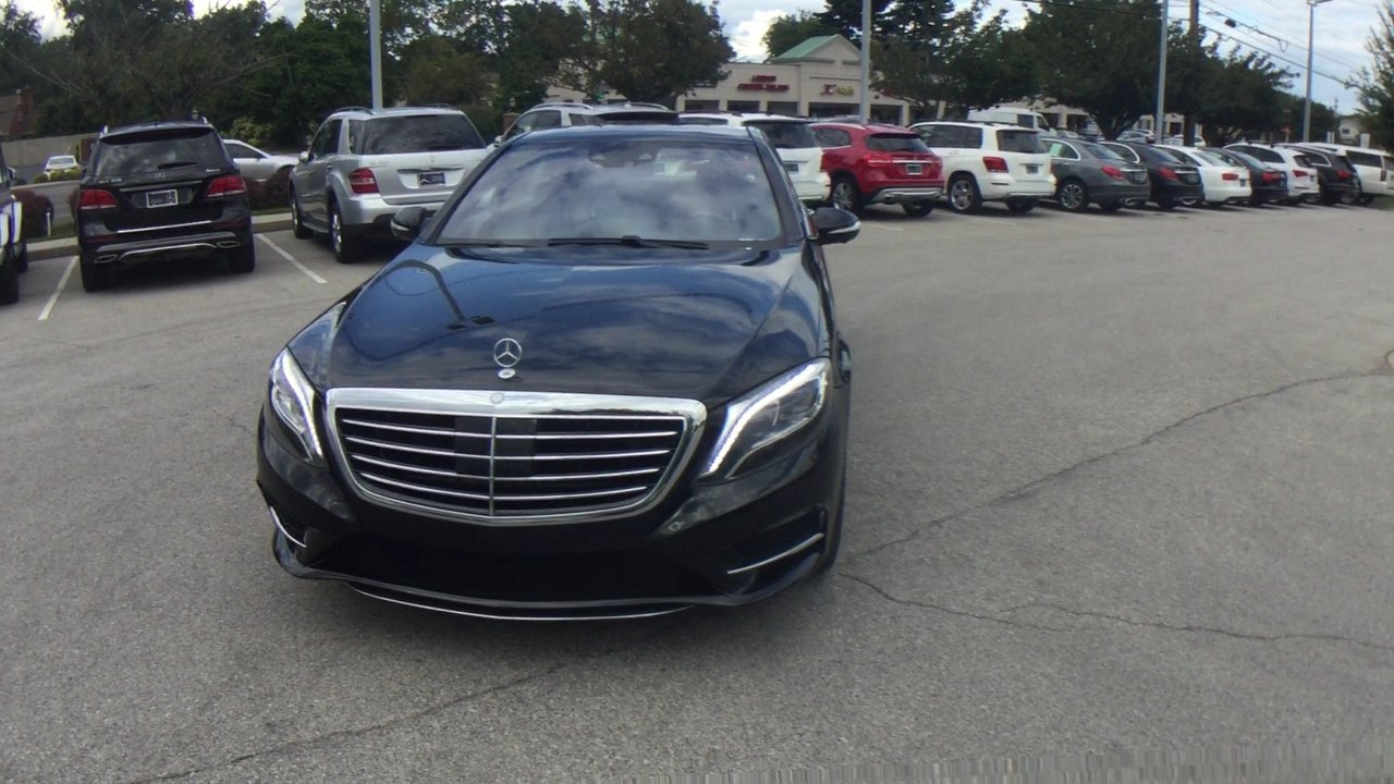 certified pre owned 2015 mercedes benz s class s 550 sedan 4matic