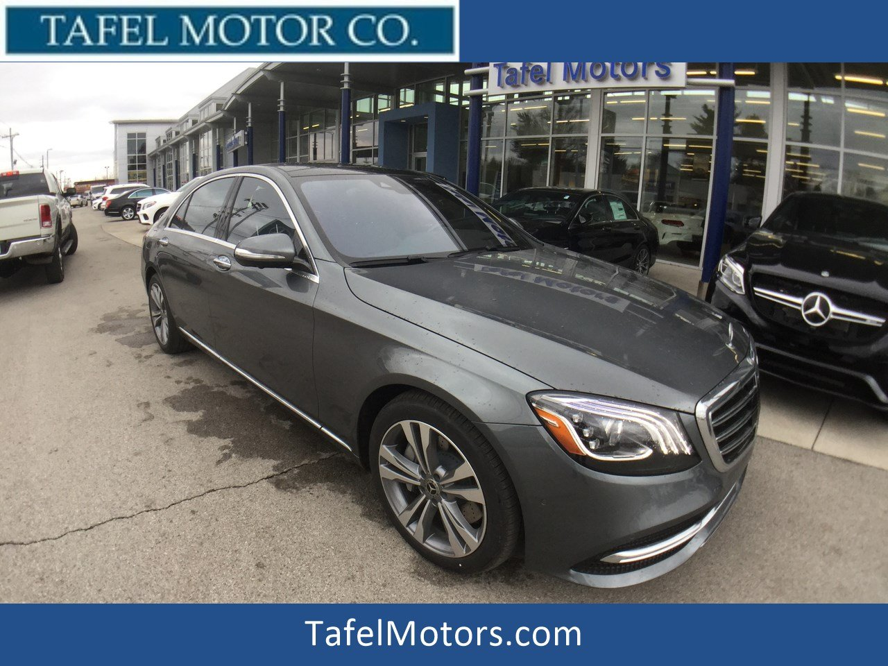 New 2018 Mercedes-Benz S-Class S 560 4MATIC® Sedan