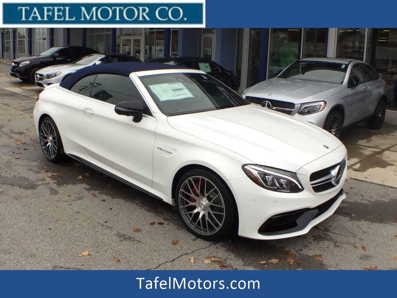 New 2018 mercedes benz c class c 63 s amg cabriolet for Mercedes benz of louisville